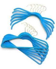 Non-wire hangers