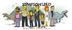 Avengers, Les Goonies... Voici les héros de vos films préférés Simpsonisés ! - Diaporama - AlloCiné