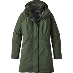 Patagonia Women's Vosque 3-in-1 Parka - Medium - Carbon