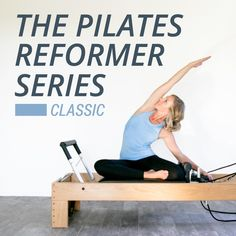 The Pilates Reformer Series - The Balanced Life - Introducing….The Pilates Reformer Series. A Pilates reformer workout program that you can do from - Pilates Video, Pilates Workout, Pilates Reformer Exercises, Pilates For Beginners, Butt Workout, Body Workouts, Beginner Pilates, Pilates Yoga, Pilates Routines