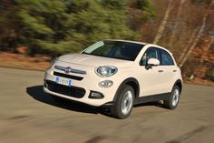 The 500X copes well with city life. It's quick enough from one set of traffic lights to the next, and the light steering – that can be made even lighter by pressing a button on the dash – makes manoeuvring and parking as easy as you could hope for! #Driving #FindlayFiat #2015Fiat500X  http://www.fiatusaofhenderson.com/ http://www.whatcar.com/car-news/fiat/500x-suv/2015-fiat-500x-review/1335389