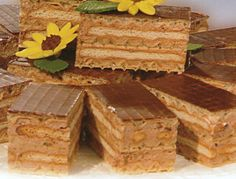 Oblatne s keksima ~ Mala kuhinja - Veliki Užitak