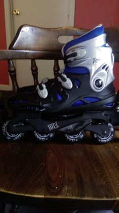Rocket 2 Xtreme Limits Rollerblades,Men's / Women's Inline Skates,Size 10 L #XTremeLimits
