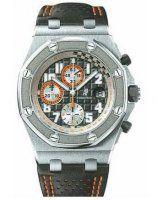 Audemars Piguet Royal Oak Grey Dial Chronograph Reloj Hombre 26175ST.OO.D003CU.01