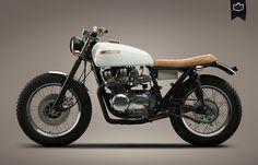 Kawasaki KZ650 1979 By La Corona Motorcycles    ♠ http://milchapitas-kustombikes.blogspot.com/ ♠