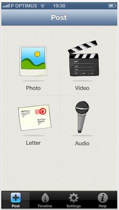 Limetree app: A place to record all those funny things your kids say. Quick, before you forget one!
