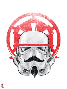 Imperial Hipster: Stormtrooper by ~cryssy on deviantART