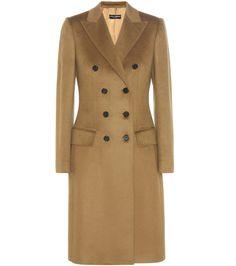 mytheresa.com - Cashmere coat - Luxury Fashion for Women / Designer clothing, shoes, bags