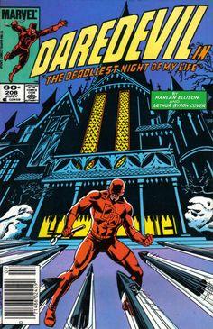 Daredevil Vol 1 - #208