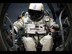 Felix Baumgartner& Biggest Fear: His Space Suit - Business Insider Felix Baumgartner, Safari, Astronaut Helmet, Speed Of Sound, Biggest Fears, Skydiving, Models, Photo Archive, Outer Space
