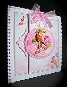 Card Gallery - Summer Roses - 4-Layer Kit