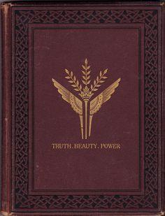 Christopher DRESSER Principles of Decorative Design Truth Beauty Power 1873 RARE