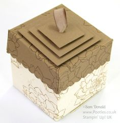 Lidded Box Tutorial