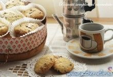 Biscotti semplici al cioccolato