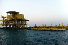 Saudi Arabia's Safaniya field is the largest offshore field in the world. Image courtesy of Saudi Aramco. - Image - Offshore Technology