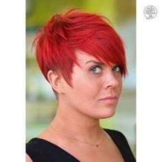 28aad3fa89 16 short hairstyles which Are Super gorgeous and beautiful! Rövid Frizurák,  Rövid Hajviseletek,
