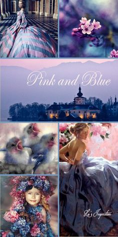 """Hi ladies. Thank you for the pretty pins today. The board looked great. Next up lets pin a BRIGHT OR BOLD version of this color board. """" PINK AND BLUE BOLD """" Thanks again and Happy Pinning ❤"""