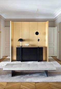 Contemporary Closet Design