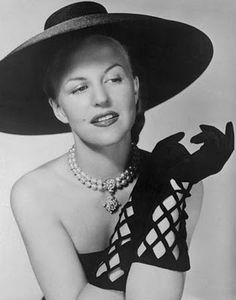 the fabulous Miss Peggy Lee