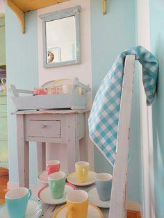 A Dutch Pastel Dream Home - Heart Handmade uk