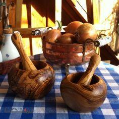 #Mörser #Holz, #handgefertigt incl. #Stößel #mortarandpestle #mortar #pestle #olivewood #wood #olive