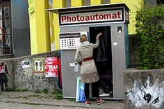 Photoautomat - Berlin