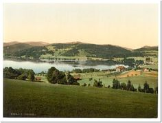 Titisee, general view, Black Forest, Baden, Germany