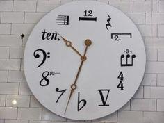 Korinthia's Quiet Corner: Music Clocks