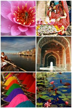 Couleurs India