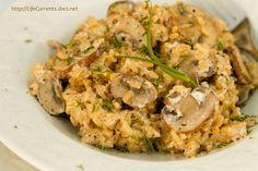 A great vegetarian Mushroom Stroganoff #mushroom #stroganoff #vegetarian