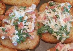 Morning hash with chip dip topping Recipe -  Very Delicious. You must try this recipe!