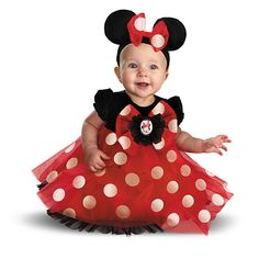 "My First Disney Minnie Mouse Halloween Costume - Disguise Inc. - Toys ""R"" Us"