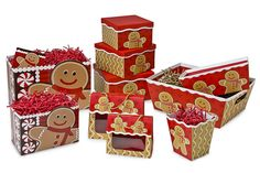 Holiday Sweet Collection by Nashville Wraps  http://www.nashvillewraps.com/ShowSearch.ww?Query=holiday+sweets