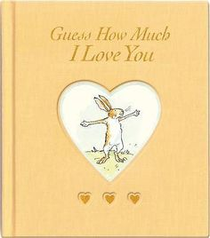 Guess How Much I Love You by Sam McBratney (Hardback, 2011 Present for bubba & the twins <3