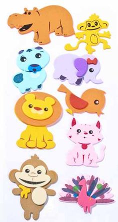 really cute scrapbooking characters