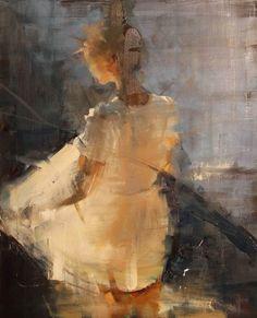 Tutt'Art@ | Pittura * Scultura * Poesia * Musica |: Fanny Nushka Moreaux, 1983 | Abstract/Figurative p...