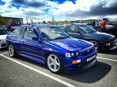 Ford Escort Cosworth Street Version