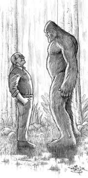 SASQUATCH MESSAGE FOR HUMANITY