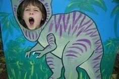 Dino fotografija / Dino photo  Booth