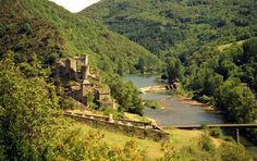 Brousse-le-Château is a French county located in the Aveyron region, South-West of France.