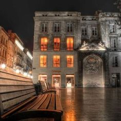 Bordeaux: Place St. Projet. To learn more about #Bordeaux, click here: http://www.greatwinecapitals.com/capitals/bordeaux