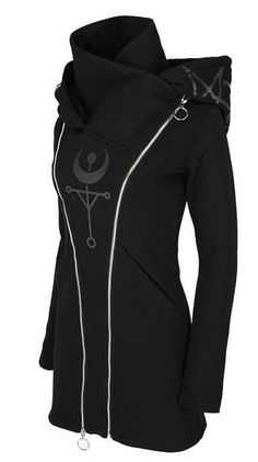Kevlar Clothing, Gothic Hoodies, Shes Beauty Shes Grace, Velvet T Shirt, Cute Cosplay, Crop Top Outfits, Black Hoodie, Aesthetic Clothes, Zip Ups