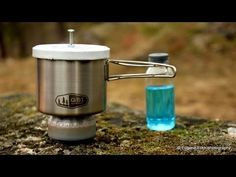 Cheap Minimalist BACKPACKING STOVE made from POP CAN - YouTube