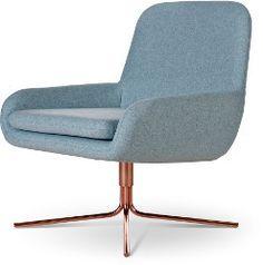 Fotel Coco Swivel | SOFTLINE | DESIGNZOO | Designzoo