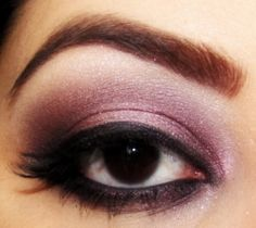 PINK SMOKEY EYE URBAN DECAY AMMO PALETTE - GLAMMEGAL
