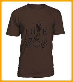 Golfer Love Golf T Shirt - Golf shirts (*Partner-Link)