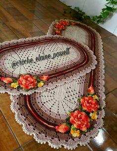 Crochet Zig Zag, Crochet Daisy, Crochet Teddy, Single Crochet Stitch, Crochet Squares, Crochet Table Mat, Crochet Placemats, Crochet Dishcloths, Diy Crochet Bikini Top