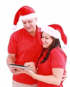 (RNN) - With Christmas days away, most people are looking to get into the holiday spirit any way they can - even through their smartphones and tablets.