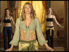 Travelling Belly Dance Combo with Ideas for Group Formations - YouTube