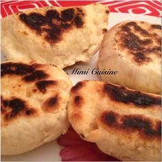 Cheese naans #Companion - Mimi Cuisine